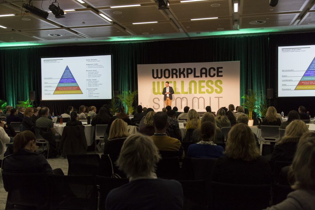 Summit - Workplace Wellness Expo